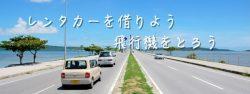 沖縄 レンタカー 格安航空券